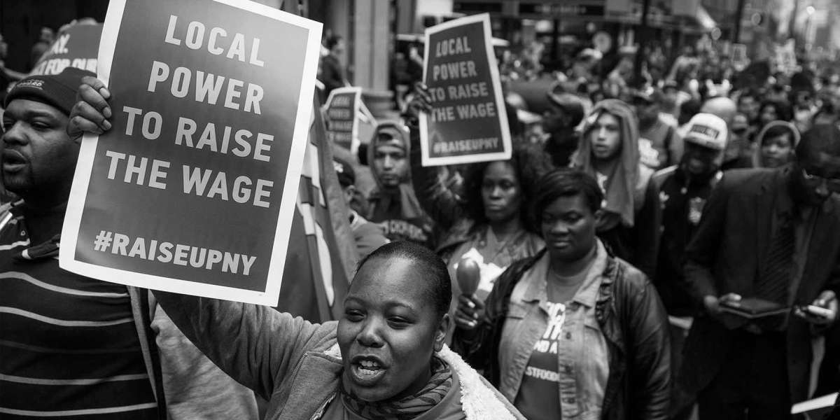 Most Black People In America Make Less Than $15 An Hour
